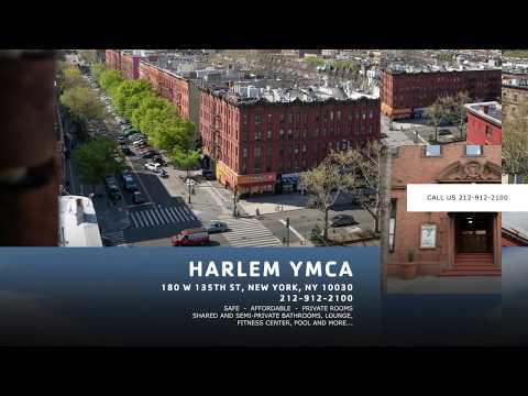 Harlem YMCA Guest Rooms Virtual Tour