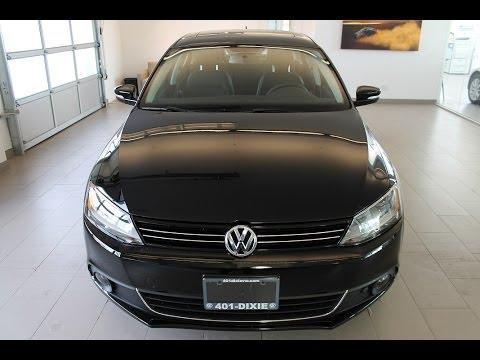 2014 Volkswagen Jetta TDI 2.0 Highline Review - YouTube