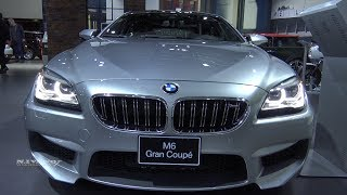 2018 BMW M6 Gran Coupe - Exterior And Interior Walkaround - 2018 Montreal Auto Show