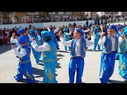 Halay#potpori#Burak Reis Ilkokulu Halkoyunları Gösterisi