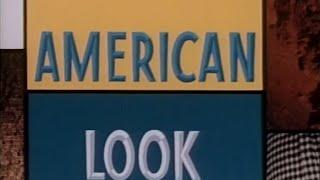 American Look Part 1: Vintage Mid-Century Modern Industrial Design (1958)