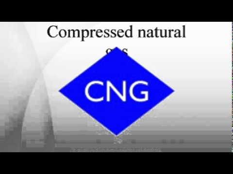 Compressed natural gas - YouTube