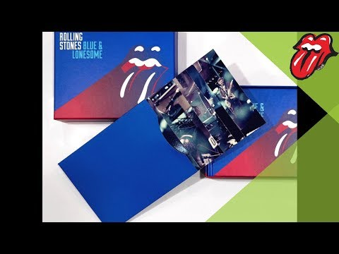 Blue & Lonesome Deluxe Edition - New Rolling Stones album - Out Dec 2