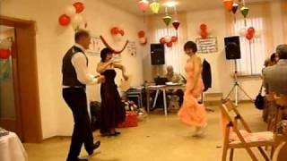 Русская свадьба В Германии Лёша и Катя Альтман