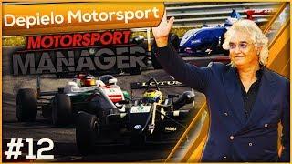 Motorsport Manager FR #12 Gomes, le boulard