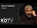 Kolektif Talks | Murat Daltaban, Oyunculuk atölyeleri bilinçli olarak mı planlanmıyor?