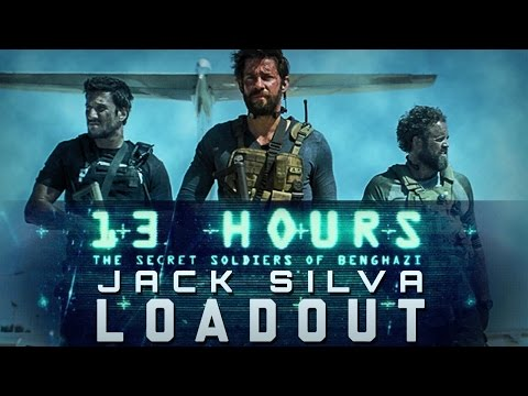 13 Hours: The Secret Soldiers of Benghazi | Jack Silva Loadout | Airsoftmegastore.com