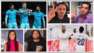 CHAMPIONS LEAGUE. Real Madrid vs Liverpool. ¿Cuál equipo llega como favorito? | Exclusivos