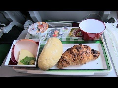 Airlines meals - Alitalia