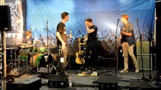 Budapest Music Expo 2014 - Four Faces