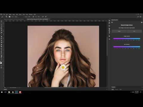 Dodge And Burn In Photoshop Using Magic Retouch Pro