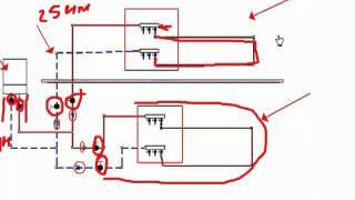 Как сделать теплый пол в 2-х этажном доме.mp4