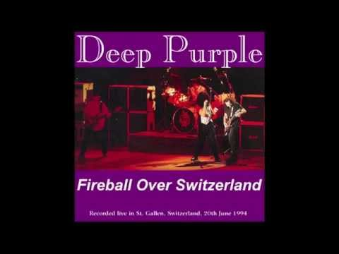 Deep Purple: Fireball Over Switzerland 1994 feat. Joe Satriani