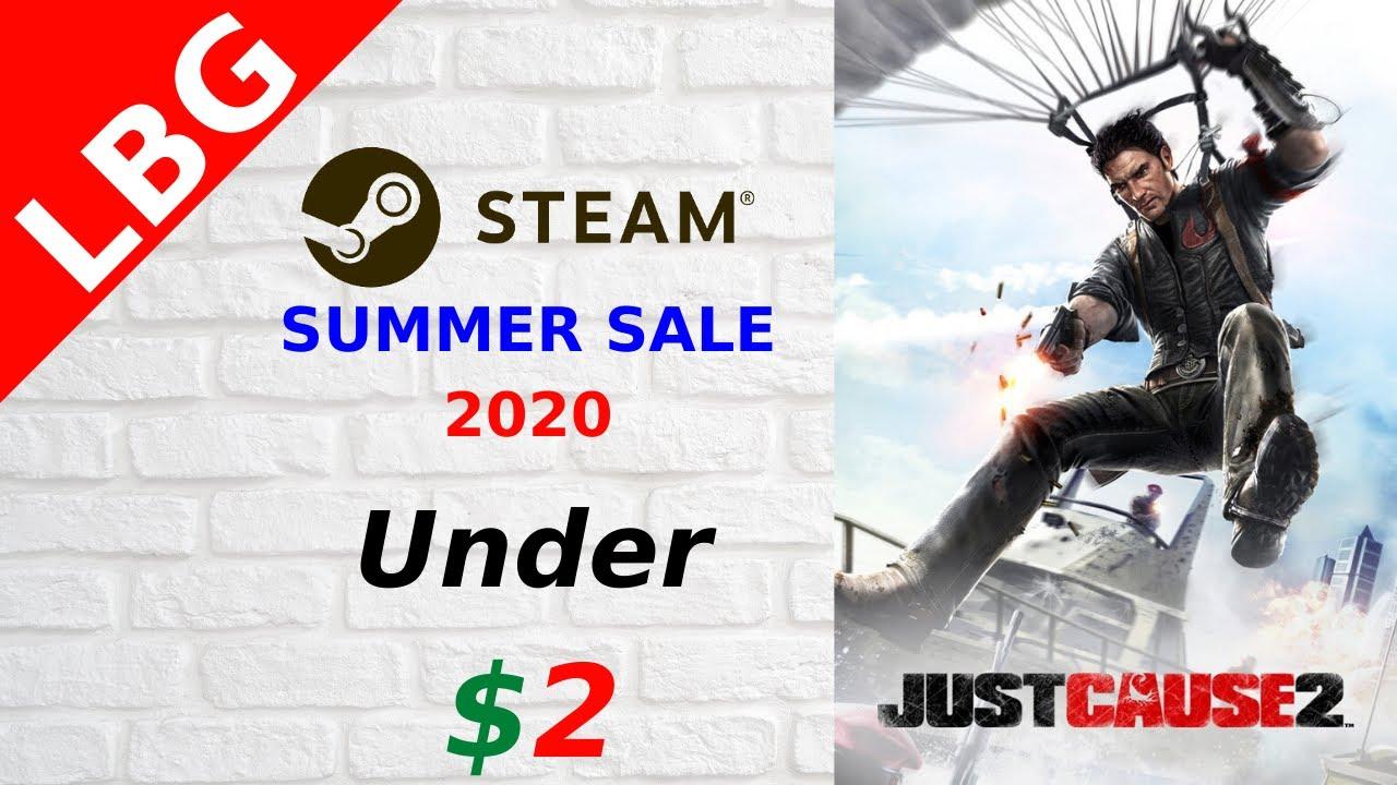 Steam Summer Sale 2020 - Best Games Under $2