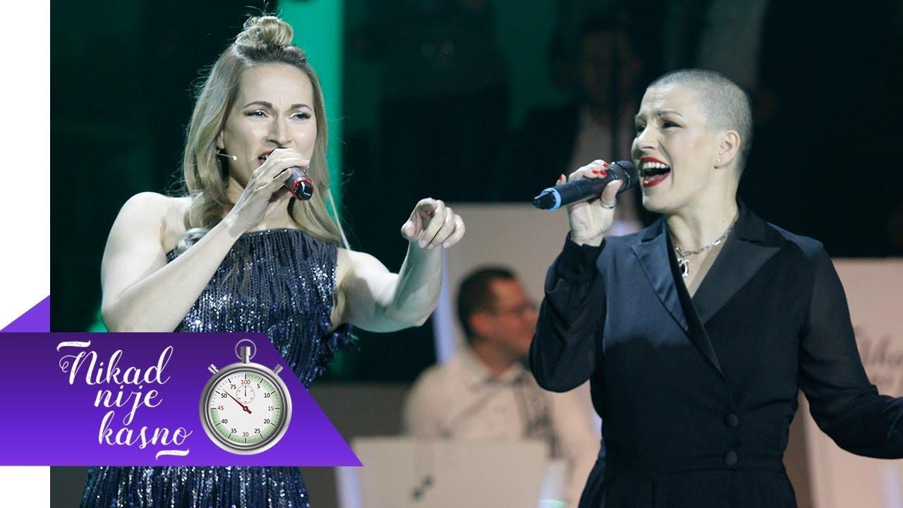 Danijela Stankovic i Pamela Ramljak - Ja bi da pevam jos malo - (live) - NNK - EM 36 - 26.05.2019