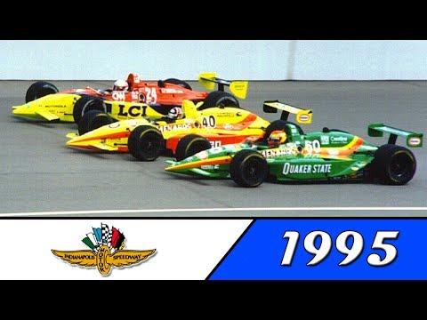1995 CART R06 Indy 500