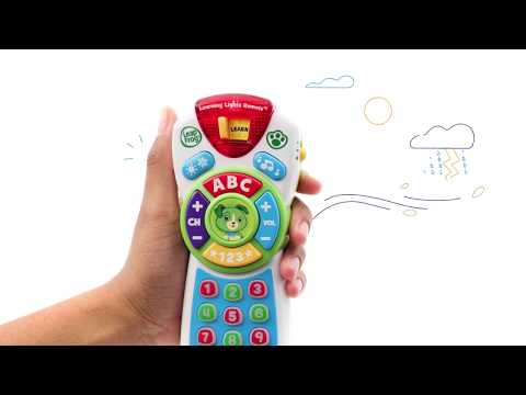 Scout's Learning Lights Remote  | Demo Video | LeapFrog®