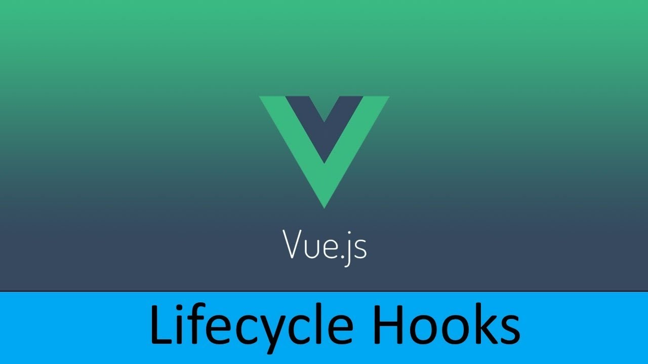 Learn Vue js (RU) - Lifecycle Hooks
