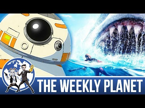 The Meg & Star Wars Resistance - The Weekly Planet Podcast
