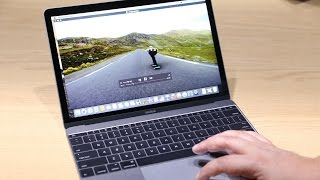 Apple's All-New Ultra Thin MacBook With Retina Display