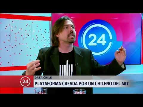 Data Chile: Plataforma creada por un chileno del MIT