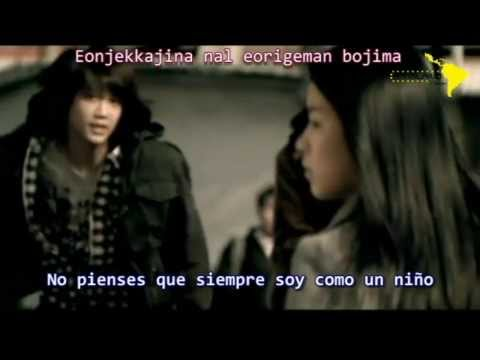 FTISLAND - Even Your Tears [Sub Español]