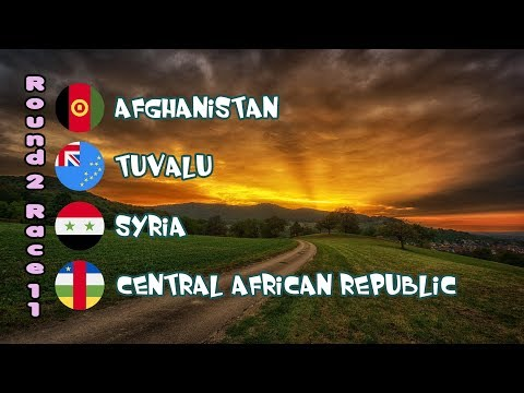Epic 240 race 59 - Afghanistan vs. Tuvalu vs. Syria vs. Cent