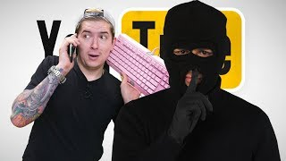 SECURITY CAM THIEVES • WRONG SIDE OF YOUTUBE