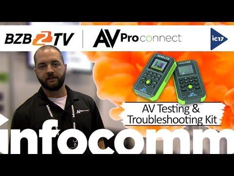AVProConnect AC-FXHD-KIT Fox & Hound AV Testing & Troubleshooting Kit
