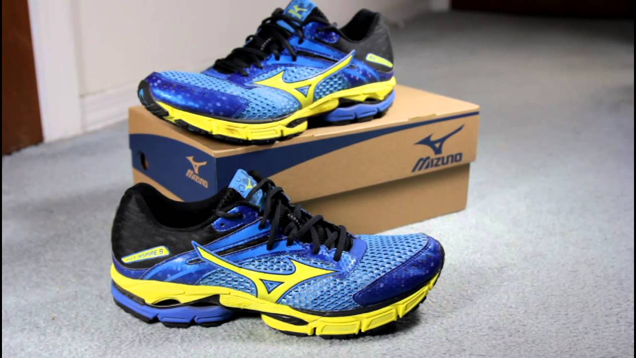 mizuno wave men's 9