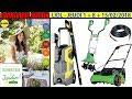 catalogue lidl jardin mars 2018 nettoyeur haute pression parkside  bineuse électrique florabest