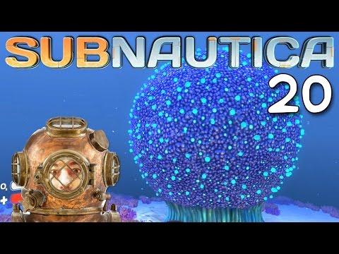 """Subnautica Gameplay Ep 20 - """"Kooshie Booshes!!!"""" 1080p PC"""
