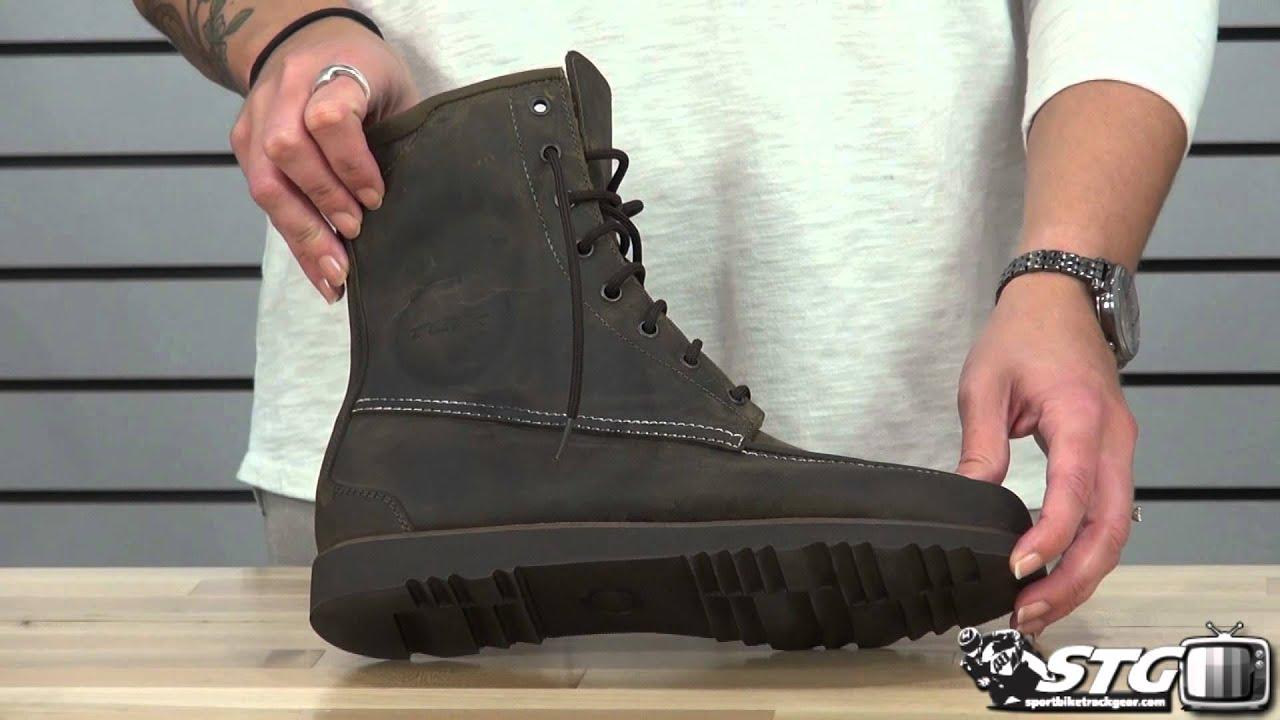 TCX X-Garage boots brown
