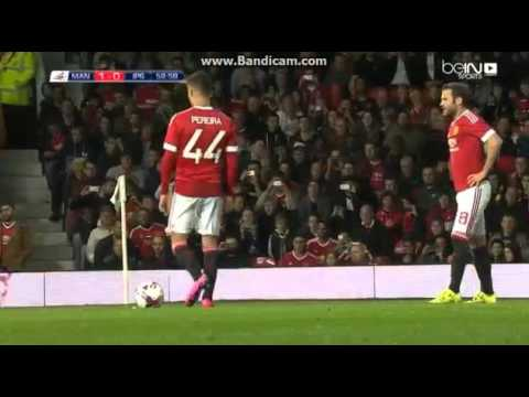Pereira Goal vs Ipswich Town - Capital One Cup - 23/09/15