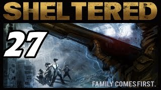 "Sheltered - E27 ""Tier 4 Work Bench!"" (Gameplay Playthrough 1080p)"