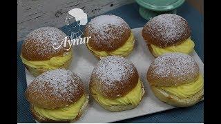 Alman Pastasi Tarifi Az Yağlı (Çok Hafif )   I Berliner aus dem Ofen
