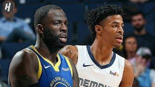 Golden State Warriors vs Memphis Grizzlies - Full  Highlights | Nov 19, 2019 | 2019-20 NBA Season