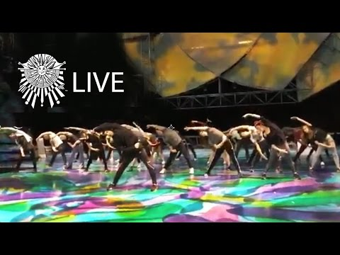 Part 2| LIVE EXCLUSIVE Workshop: Christopher Scott and Cirque du Soleil