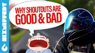 Why Shoutouts Are Both Bad And Good