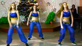 Нюша- где ты, там я :3 танцули
