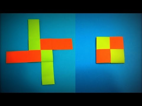 How to Make a Magic Paper Envelope for Focus DIY - Easy Origami ART