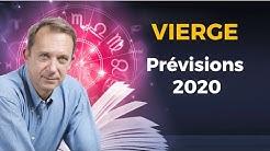PRÉVISIONS 2020 - VIERGE