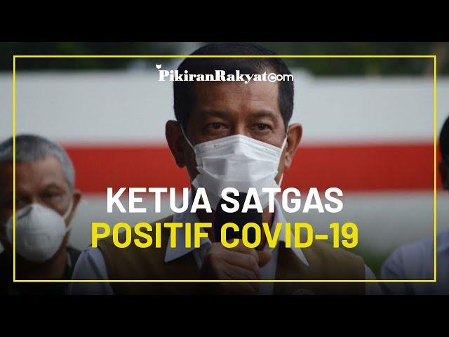 Jalani Aktivitas Padat, Ketua Satgas Penanganan Covid-19 Doni Monardo Terkonfirmasi Positif Covid-19