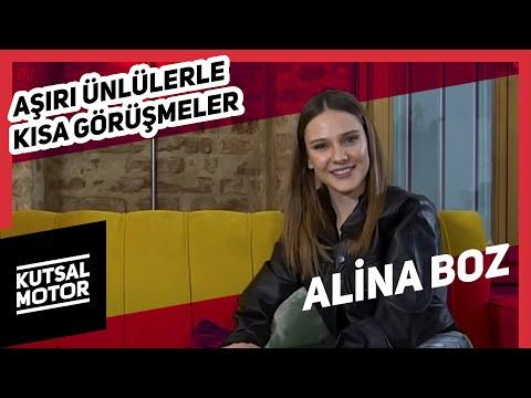 Alina Boz | Vestel Venus Sunar: Aşırı Ünlülerle Kısa Görüşmeler #32