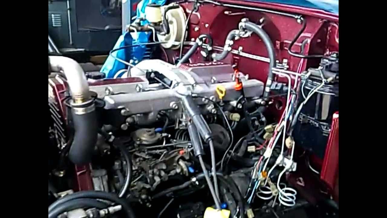 Maxresdefault on Toyota Land Cruiser 4x4