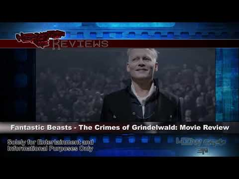 Fantastic Beasts - The Crimes of Grindelwald: Movie Review