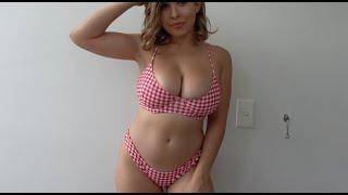 BLACKBOUGH SWIM BIKINI HAUL & TRY ON - Buying Bikinis For Bigger Boobs (DD+)