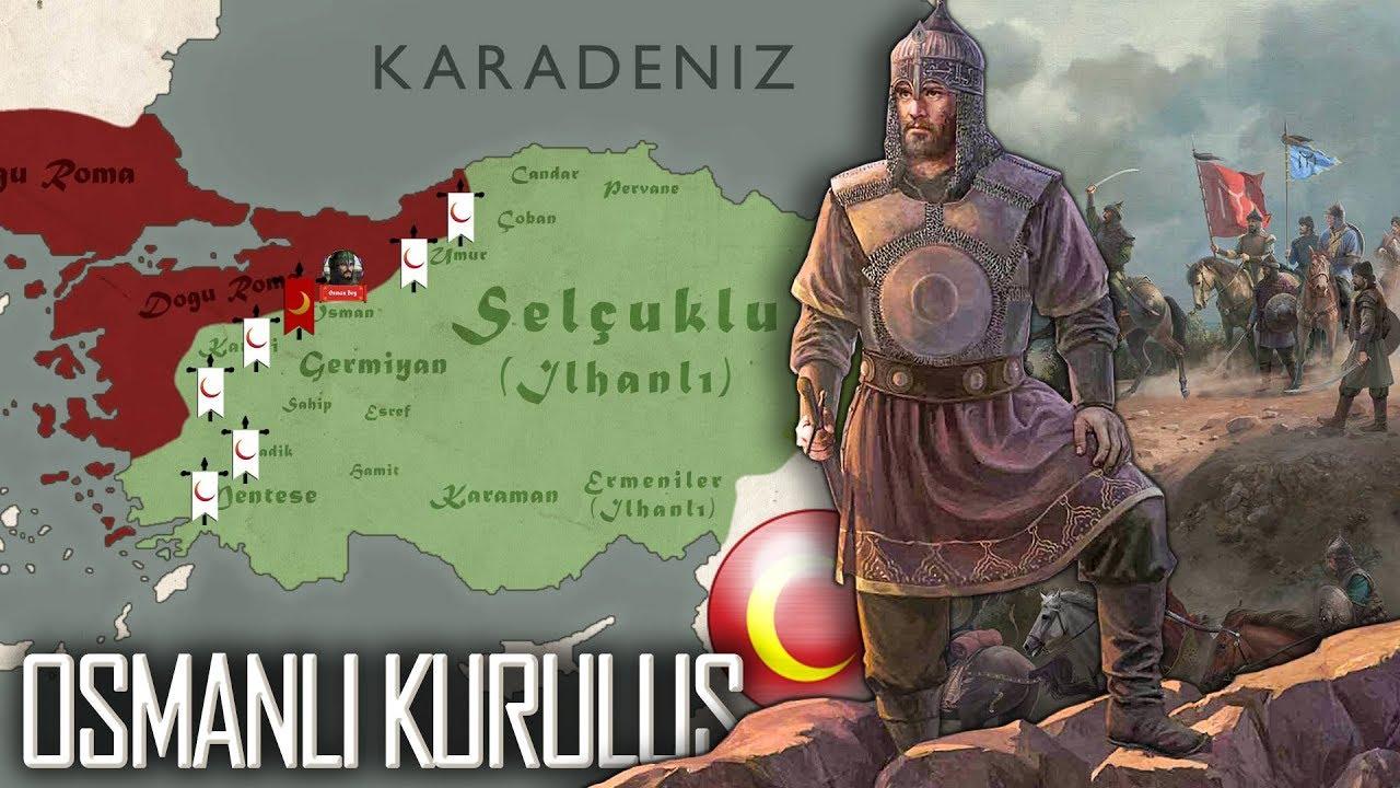 Osmanlı Nasıl Kuruldu? Osman Bey Gerçekleri Belgesel (Video Kaldırıldı)
