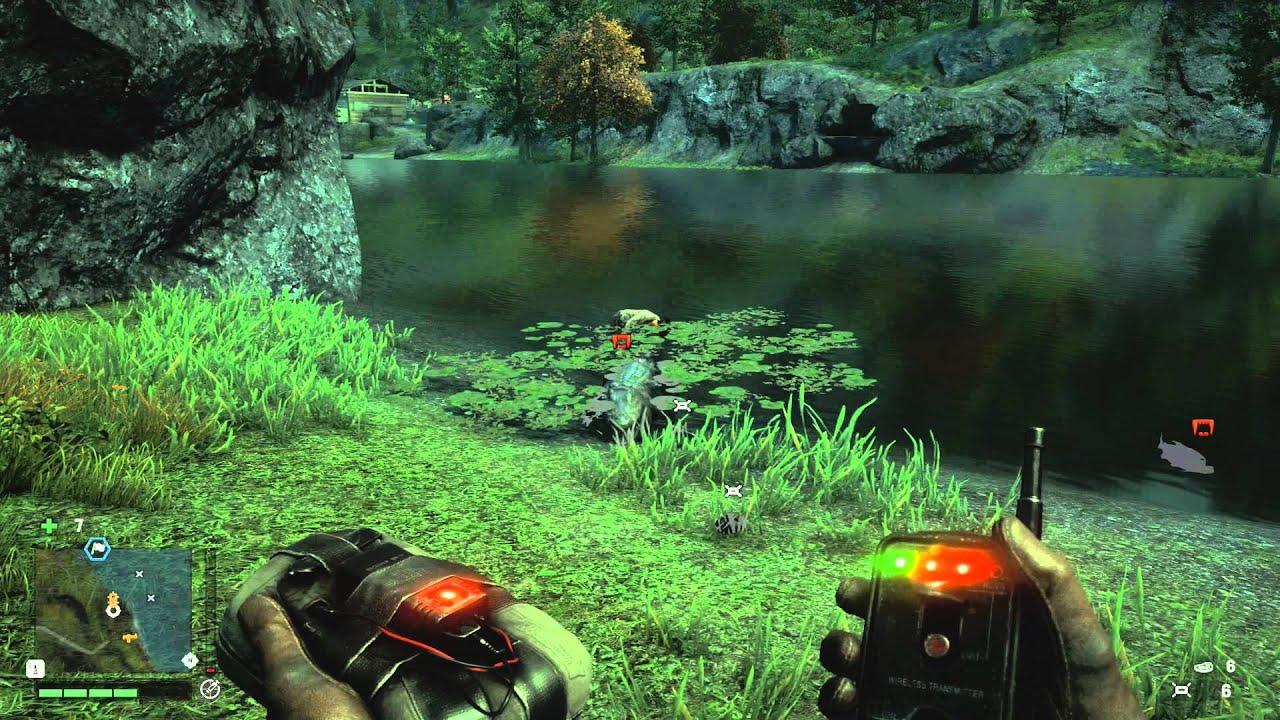 Far Cry 4: The ABC4 of Wildlife in Kyrat - Mugger ...