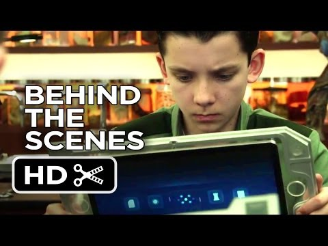 Ender's Game Behind The Scenes - VFX Preview (2013) - Harrison Ford Movie HD